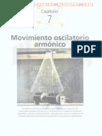 MOVIMIENTO OSCILATORIO ARMÓNICO