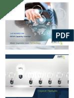 SAP B1 Infinx Capability Document Sep 2016