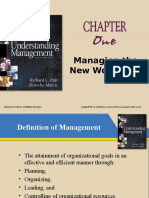 Managing the New Workplace
