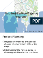 Project Planning ppt.