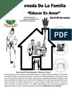 Gran Jornada de La Familia 2017 en PDF a Imprimir