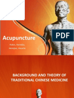 Clinical Handbook of Acupuncture