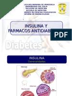 Insulina y Farmacos Antidiabeticos, Anual 2017