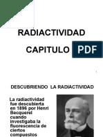 CAPITULO 3 RADIACTIVIDAD