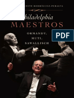 Philadelphia Maestros - Ormandy, Muti, Sawallisch