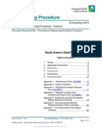 SAEP-61 Geotechnical Engineering Procedures - Onshore