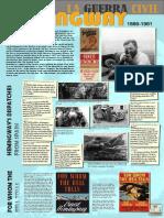 Panel Hemingway