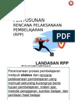 7. Penyusunan RPP & Perencanaan Pembelajaran