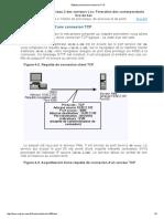 Établissement d'Une Connexion TCP