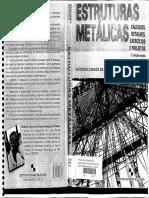 Livro - Estruturas Metalicas - Antonio Carlos da Fonseca