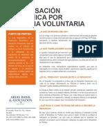 Boletín Compensación Económica Por Renuncia Voluntaria AR&ASOCIADOS