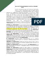 CONTRATO DE TRABAJO DE PLAZO DETERMINADO SUJETO AL R+ëGIMEN MYPE Raquel (1)