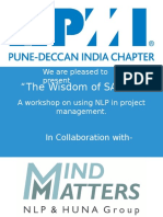 Wisdom of Sages- PMI Pune 24 & 25 Dec 2016(1)