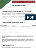 Tutorial Los Archivos Binarios de Composer