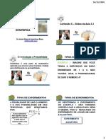 Conteúdo 5 - Slides Da Aula 5_1 - Prob_Estatística