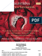 Palestrina Anthems