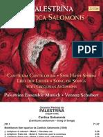 Palestrina Anthems