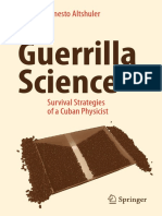 Guerrilla Science - Survival Strategies of a Cuban Physicist