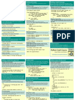 Beginners Python Cheat Sheet Pcc Django