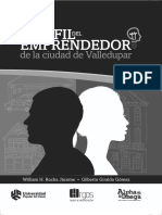 PERFIL DEL EMPRENDEDOR DE LA CIUDAD DE VALLEDUPAR