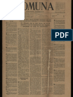 A Comuna 9 de Maio de 1926