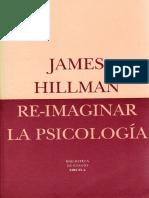 Hillman James Reimaginar La Psicologia