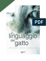 PDF eBook Il Linguaggio Del Gatto Di Nicoletta Magno Libri in Italia