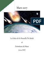 Tri-Unité et Entretiens - Mars 2017