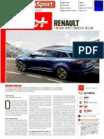 """NOVO RENAULT MÉGANE SPORT TOURER GT 1.6 dCi 165 NO """"AUTOSPORT"""".pdf"""