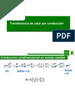 Transferencia de Calor Por Conducción Clase 2