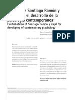 Articulo Sobre Cajal