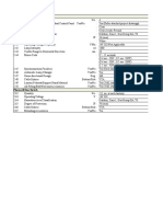 Datasheet for Navigation Aids System WHP