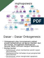 Lymphoiesis