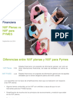 A. Niif Plenas vs Niif Pymes