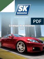 Catalogo Acessorios 2015