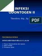 Kuliah Infeksi Odontogen II