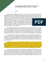 Descripción de Los Materiales ... - Luis Casado de Otaola