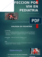 Infeccion Por Vih en Pediatria