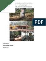 Dossier Aprovechamiento Forestal FEBRERO 2017 - JCGG
