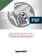 Manuals Easypet