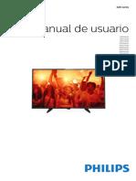 Tv Philips Manual