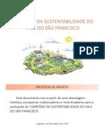 I Simpósio Da Sustentabilidade Do Vale Do São Francisco