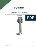 Manual Oper Instala Mantto CAF 245