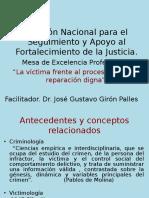 La Víctima Frente Al Proceso Penal