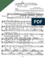 Cornelius Pieśni Op4 Nr 2