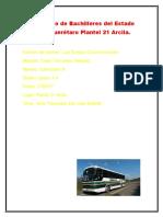 Auto Trasportes San Jose Iturbide de Luis Enrique Cruz