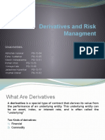 Derivatives and Risk Managment (1)