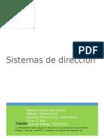 Sistemas de Dirección