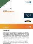 Lightning Studies PSCAD