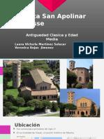 Basílica San Apolinar in Classe